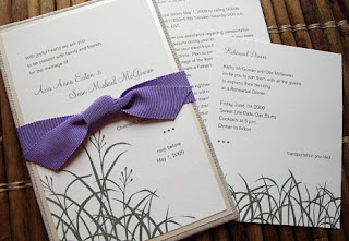 Events By Heather Ham: Fabulous Find: Blue Magpie Invitations