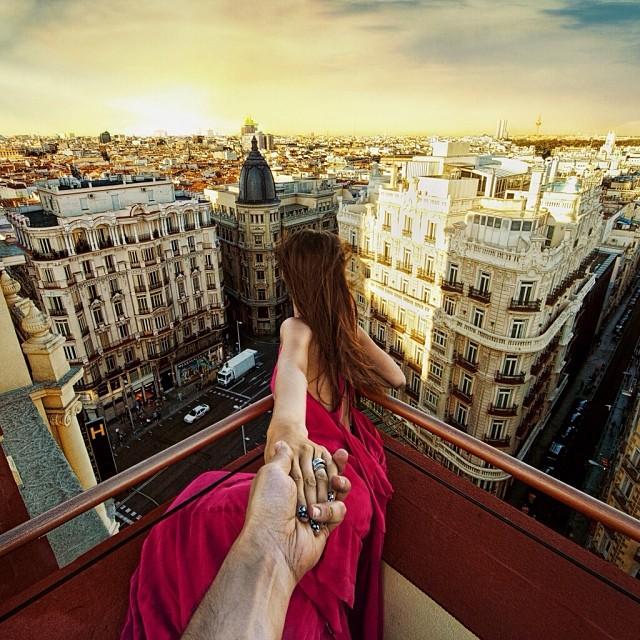 #執妳之手帶妳環遊全世界:以《Follow me》為主題拍出創意旅行照 5