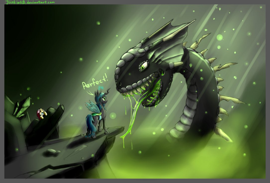 Queen Chrysalis And Shining Armor R34