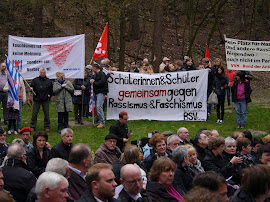 Gedenken am Wenzelnberg.
