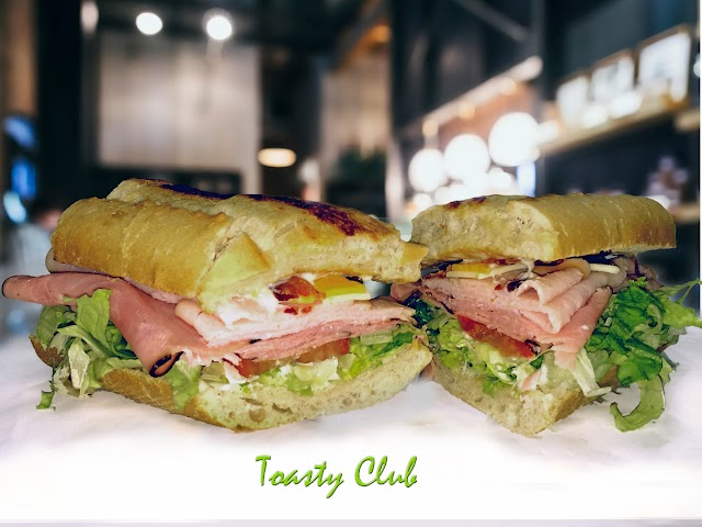 Toastie's Sub Shop