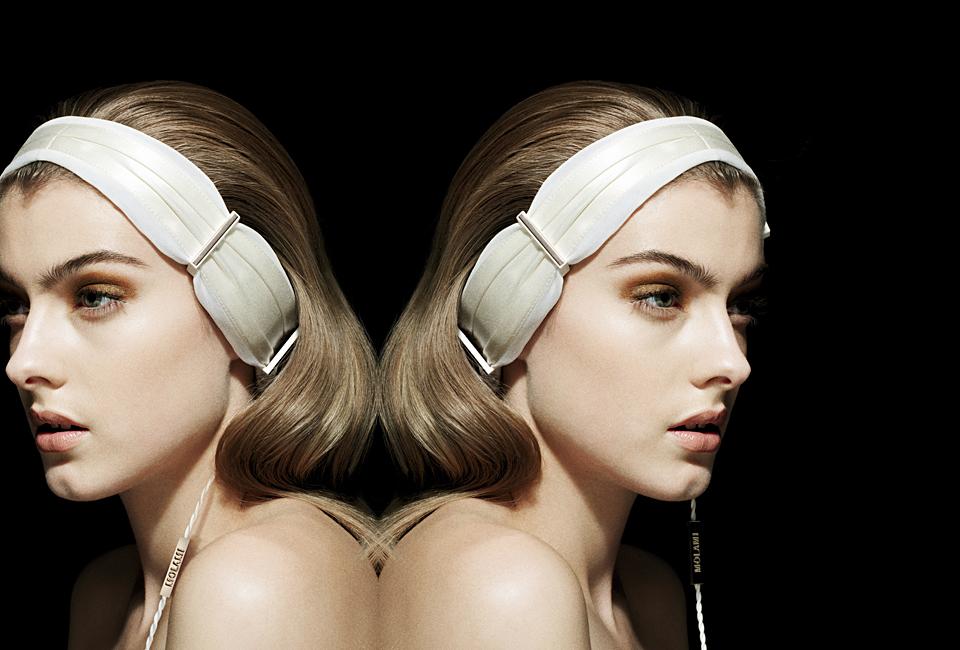 *Molami頭帶耳機:專為女性設計的時尚髮飾配件! 5