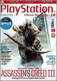 Download Filmes d33svvddvcvber3333 Assassins Creed 3   PlayStation Official Magazine UK – Abril 2012