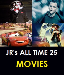 All Time 25 Movies