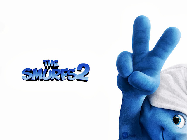 Στρουμφάκια 2 The Smurfs 2 Wallpaper