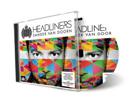 Ministry Of Sound Headliners Mixed By Sander Van Doorn 2012