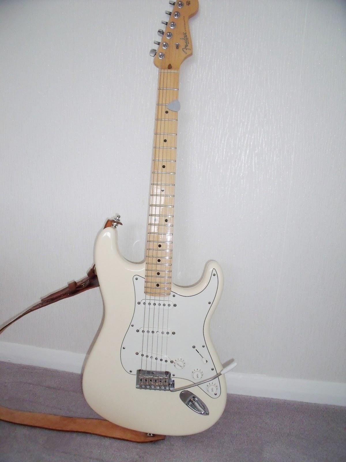 American Standard Stratocaster 2008 - 2009 - Dave Monk