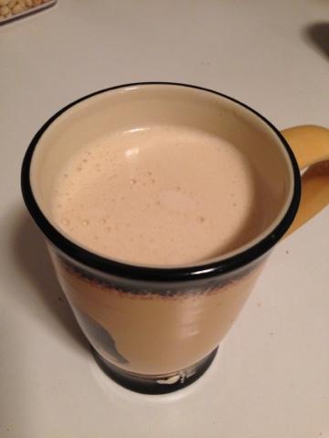 coffee and egg primal egg coffee paleo runner