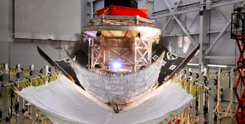 Orion Spacecraft Sees Flawless Fairing Separation In Second Test