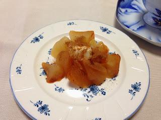 簡単に作れる砂糖を使わないリンゴのお菓子