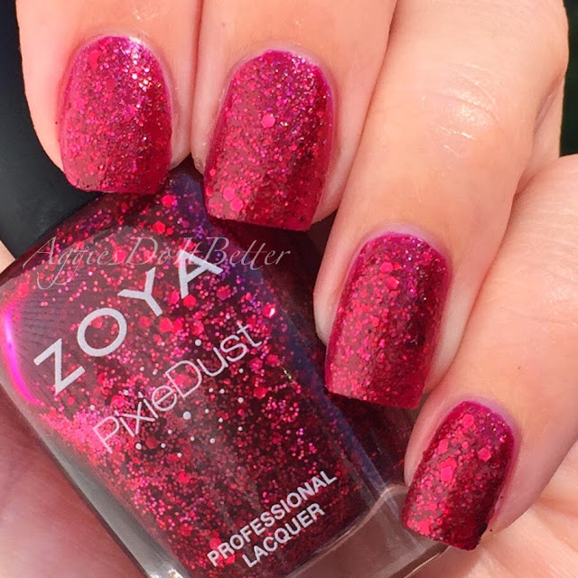Aggies Do It Better: Zoya Ultra Pixiedust for Fall 2014 ...