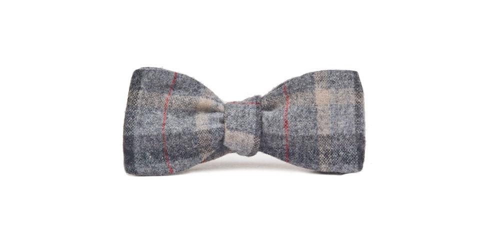 *Harding & Wilson的手工羊毛領結!:傳承過往紳士風的Bow Tie! 12
