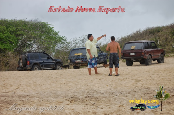 Playa La Pared NE087,Estado Nueva Esparta, Macanao 4x4