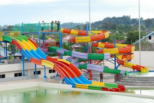 Waterpark 'Wahana Hiburan Air'