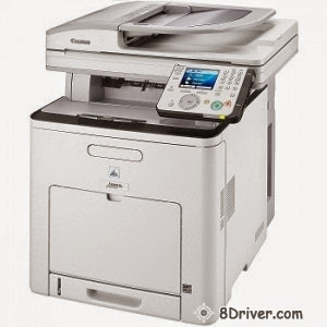 download Canon i-SENSYS MF8450 printer's driver