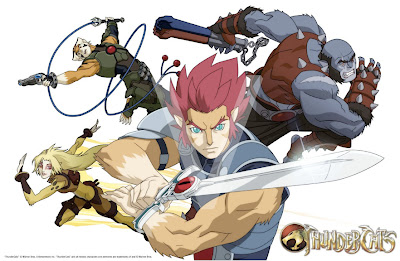 Thundercats Series on El Blogazo Del Comic  Thundercats  Trailer De La Nueva Serie Animada