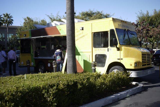 Eat At Recess Truck