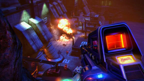 Far Cry 3 Blood Dragon (2013) Full PC Game Resumable Direct Download Links and Rar Parts Free