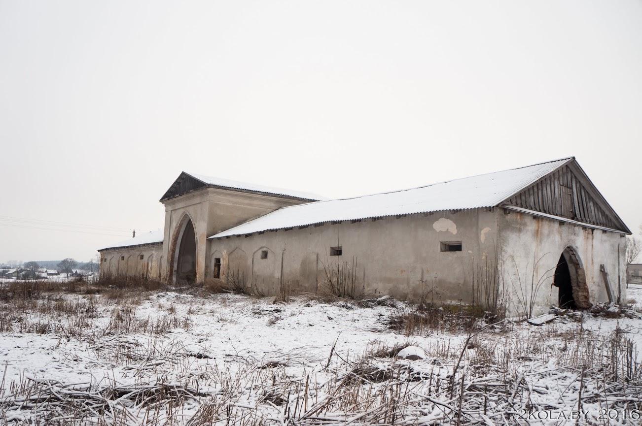 DSC08169 - Зимняя покатушка к резиденции Радзивиллов (Снов-Несвиж-Городея)