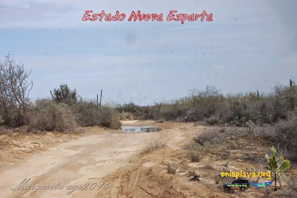 Playa Navio Quebrao NE102, Estado Nueva Esparta, Macanao, 4x4