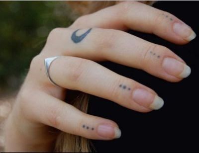 finger tattoo designs