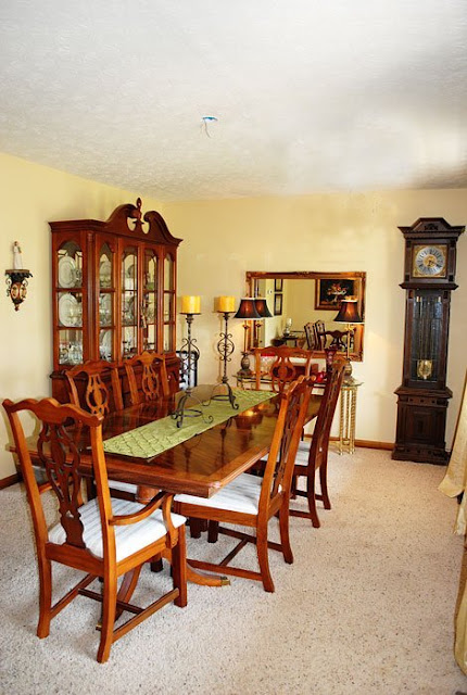 Stick A Fork In Itthe Dining Room Is Done
