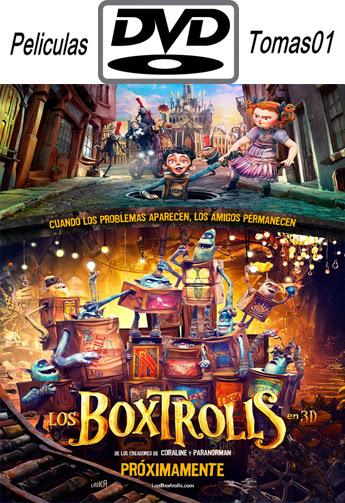 Los Boxtrolls (The Boxtrolls) (2014) DVDRip