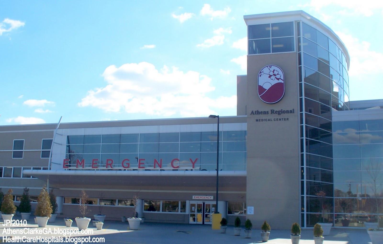 Athens Regional Medical Center Emergency Room