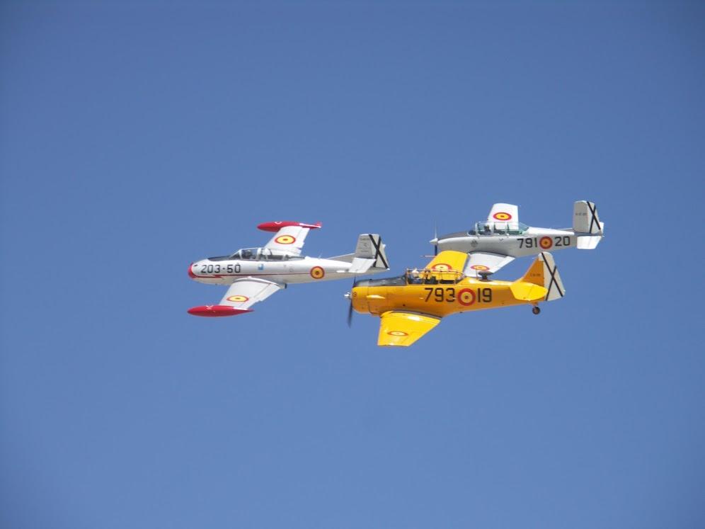 """Exhibición aerea de la Fundación """"Infante de Orleans"""". PICT0477"""