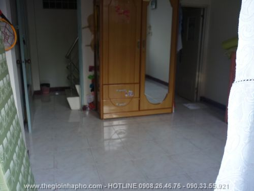 Bán nhà Thiên Phước, Quận Tân Bình giá 1, 8 tỷ - NT66