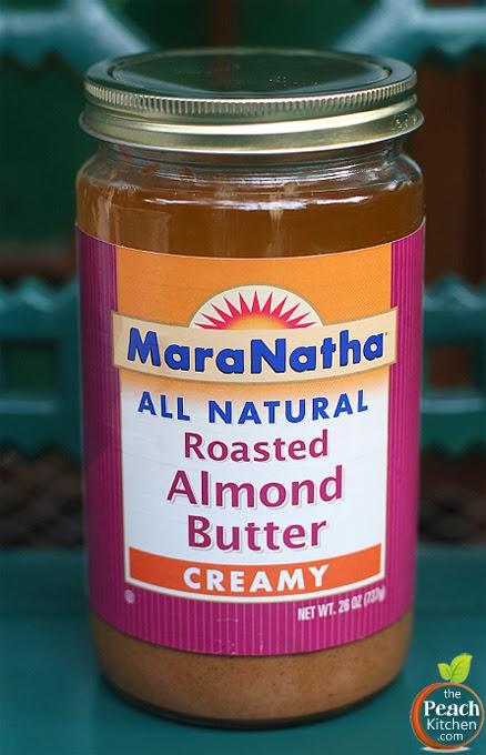 maranatha almond butter | www.thepeachkitchen.com