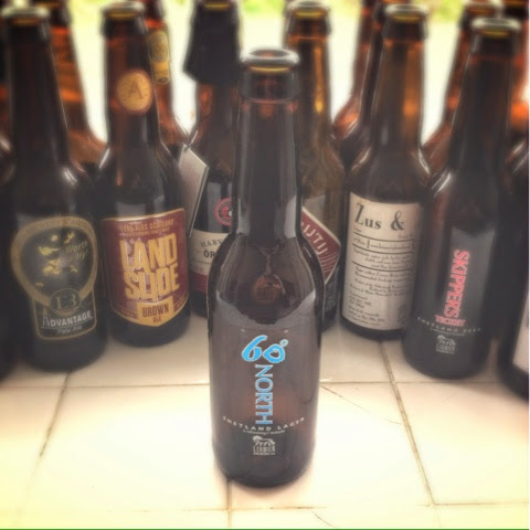 60 Degrees North By Lerwick Brewery