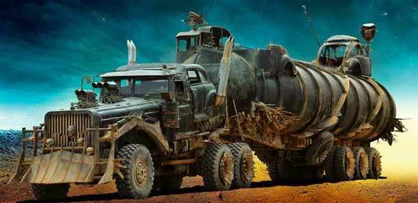 Fury Road War Rig