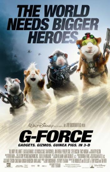 G-Force จี-ฟอร์ซ หน่วยจารพันธุ์พิทักษ์โลก HD [พากย์ไทย]