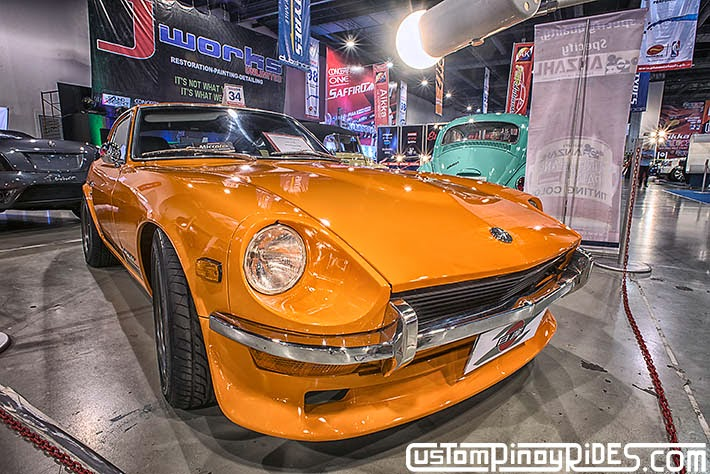 Orange Hotness - Datsun 240Z Devil Z Custom Pinoy Rides Car Photography Manila Philippines Philip Aragones THE aSTIG pic2