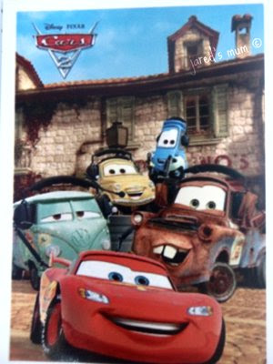 my favorite things, lighting mcqueen