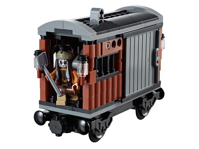 79111 レゴ ローンレンジャー トレインチェイス