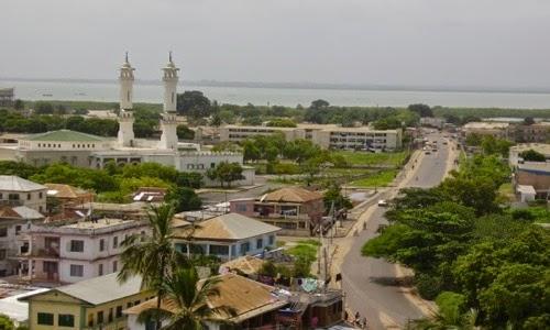 Banjul, Gâmbia