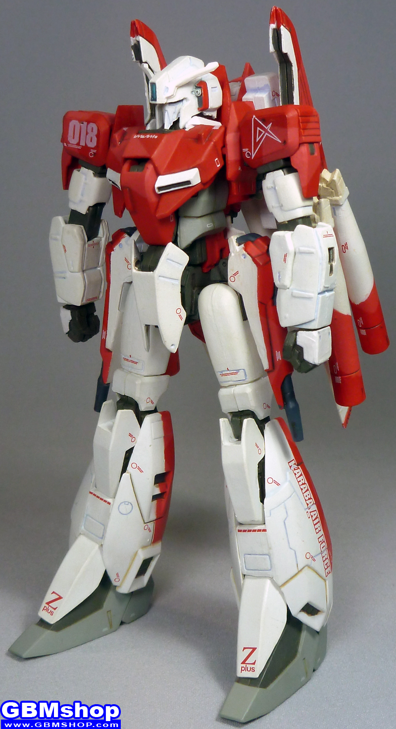 Gundam Fix Figuration  #0017 MSZ-006C1 Zplus C1 Zeta Plus C1
