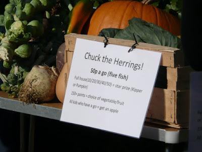 Chuck a herring