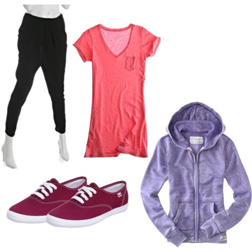 Lazy Outfits 2 picCute Lazy Day Outfits With Yoga Pants