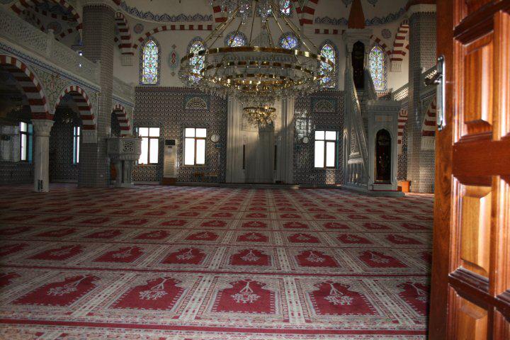 Muratçeşme, Hz. Bilal-i Habeşi Camii