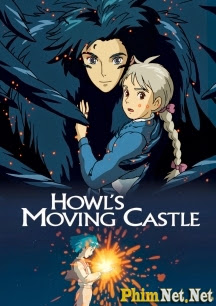 Lâu Đài Bay - Howl's Moving Castle - 2004