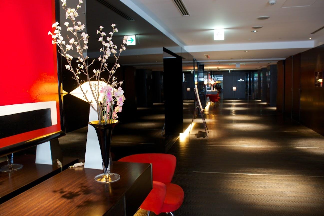 札幌グランドホテル4Fエレベーターホール