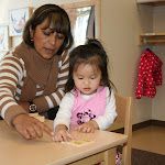 LePort Montessori Preschool Toddler Program Irvine Lake - one-to-one instruction
