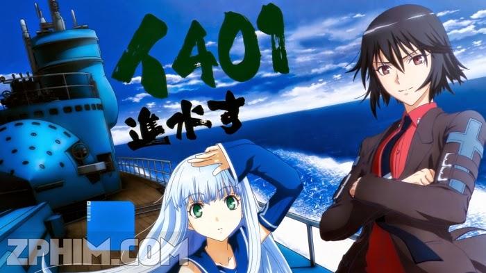 Ảnh trong phim Aoki Hagane No Arpeggio: Ars Nova - Arpeggio of Blue Steel: Ars Nova 1