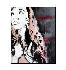 Original Art, Portraits, Music videos by award winning artist Katie Robinson.