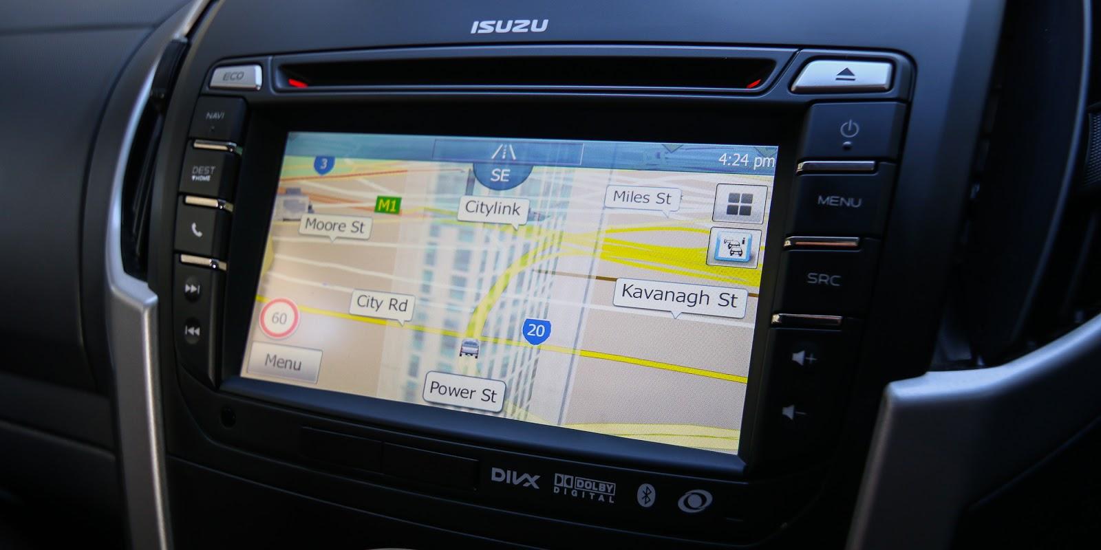 Đánh giá xe Isuzu D-Max 2016