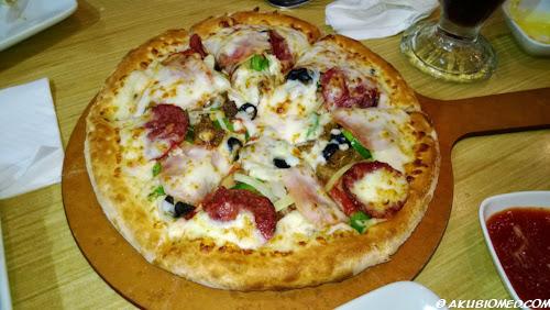 papa john\'s pizza