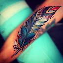Feather-tattoo-design-idea39